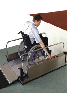 1st Choice Stairlifts Geo Portable Lifting Platform