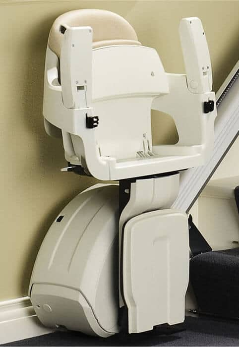HomeGlide Straight Stairlift from 1st Choice Stairlifts
