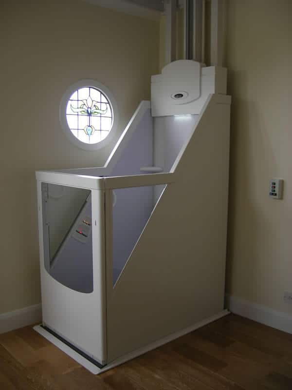 wessex vm through floor lift from 1st choice stairlifts. Black Bedroom Furniture Sets. Home Design Ideas