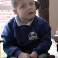 Liam - Childrens stairlift from 1st Choice Stairlifts