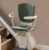 wiltshire stairlift installation for customer