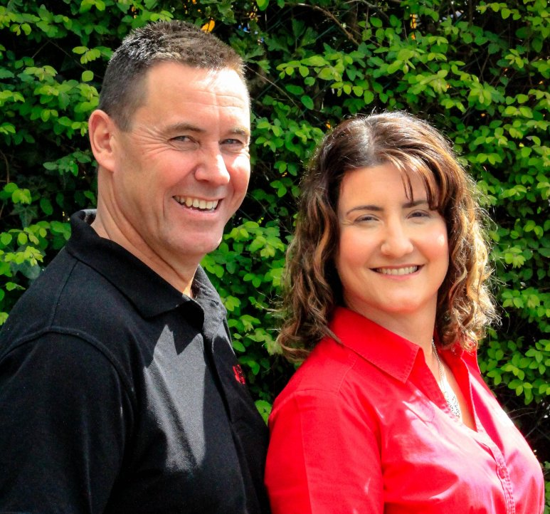 Colin and Coral Major, 1st Choice Stairlifts Directors