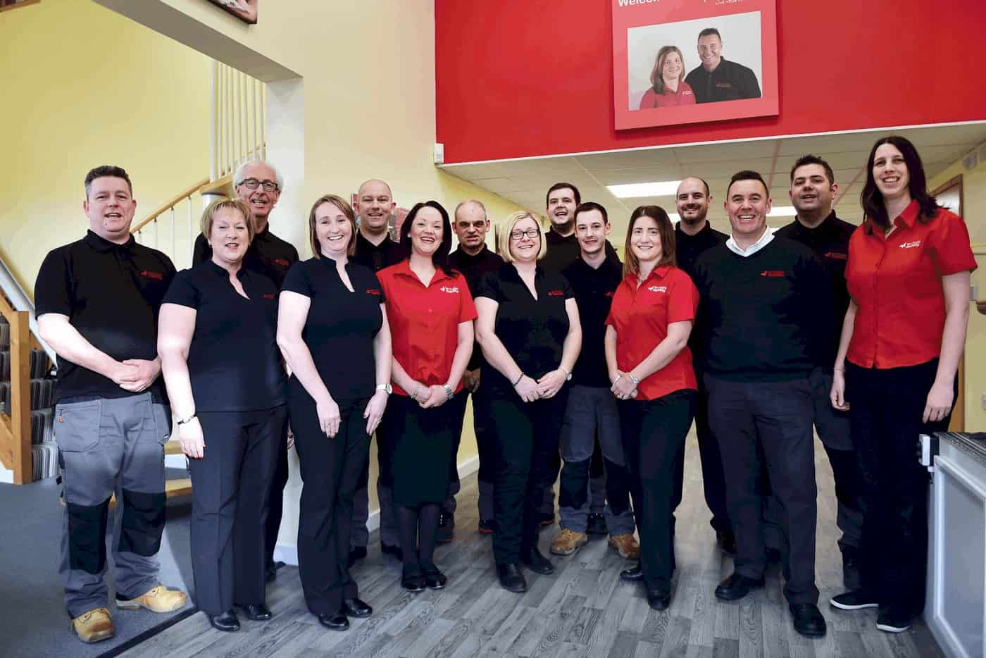 1st Choice Stairlifts Team Members