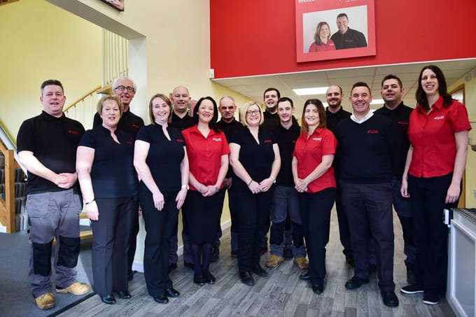 1stchoice Stairlifts Team