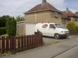 1st Choice Stairlift Van