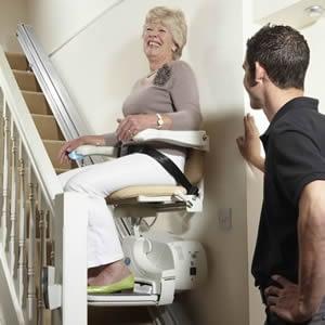 Stairlift maintenance
